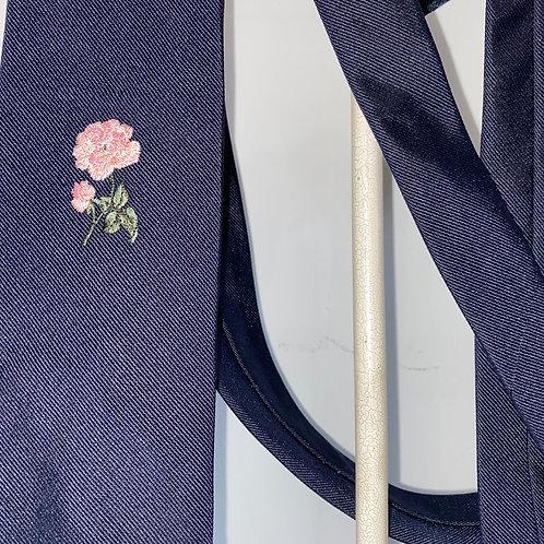 Alexander McQueen Embroided Tie