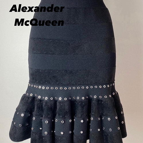 New Alexander McQueen Skirt Size 12-14