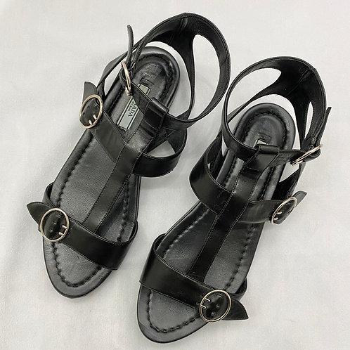 Prada Gladiator Sandals - Size IT 38