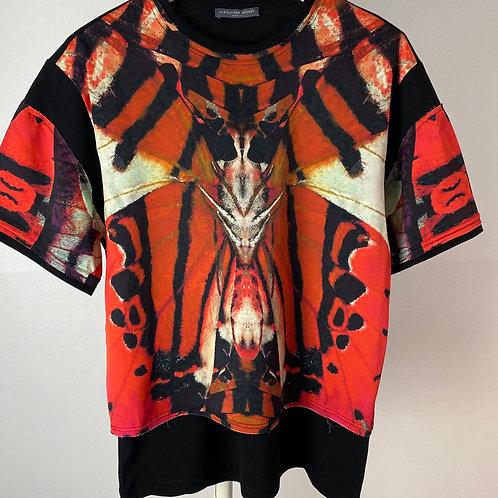 New Alexander McQueen T Shirt Size 40