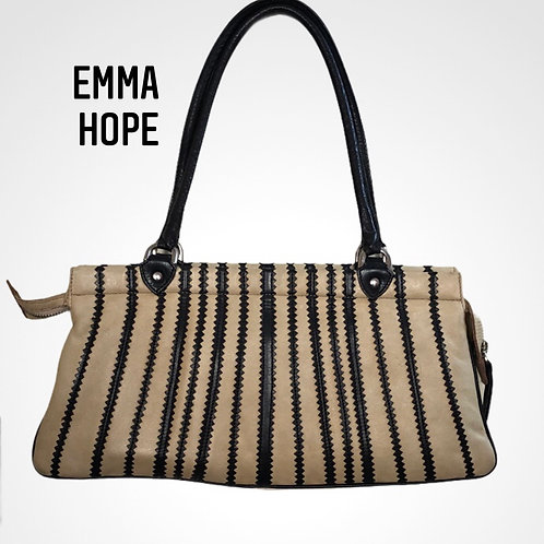 Emma Hope Leather Handbag