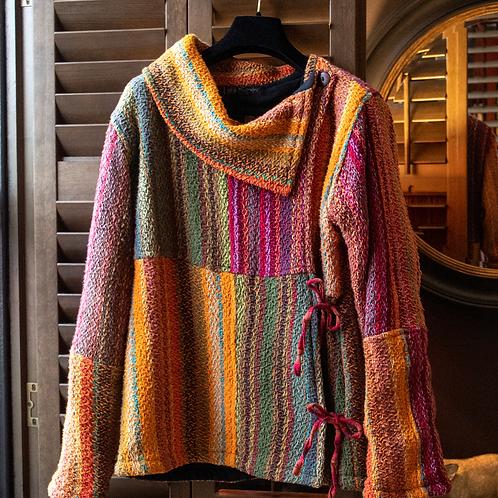 Ian Snow Multi-coloured Jacket / Size Large