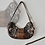 Thumbnail: DKNY Snake Print Leather bag