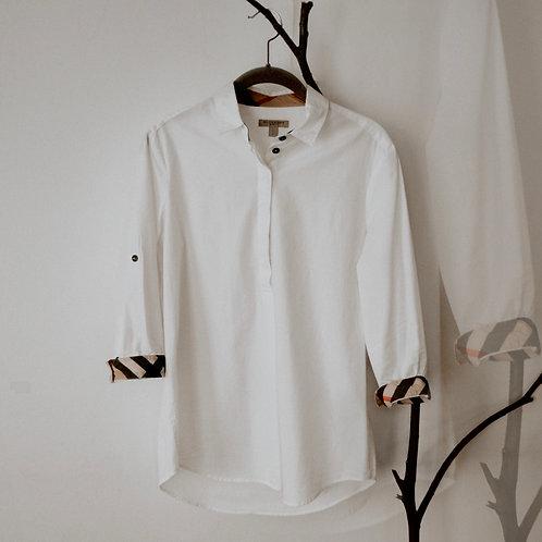 Burberry Brit Cotton Shirt - Size Small