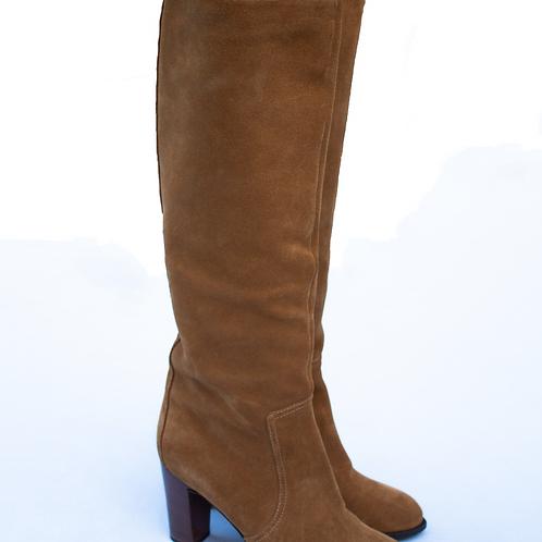 Michel Vivien Suede Boots / Size 38