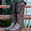 Thumbnail: Chloe brown leather boots with black trim / Size 36