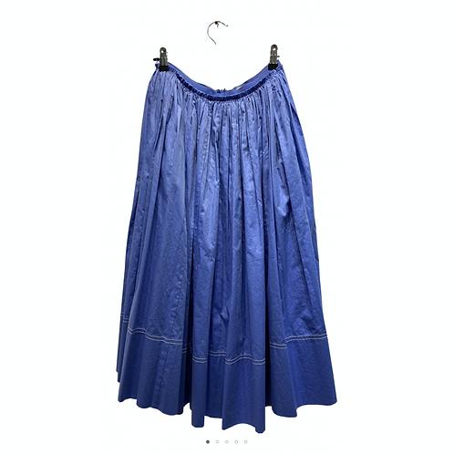 Khaite Blue Skirt Size 8