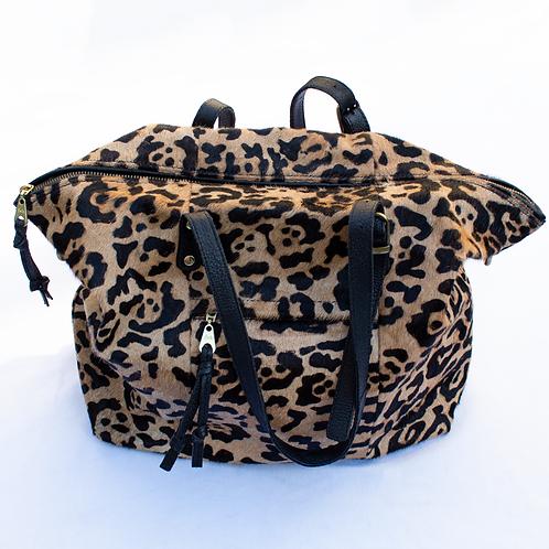 Fab. Leopard Print Tote