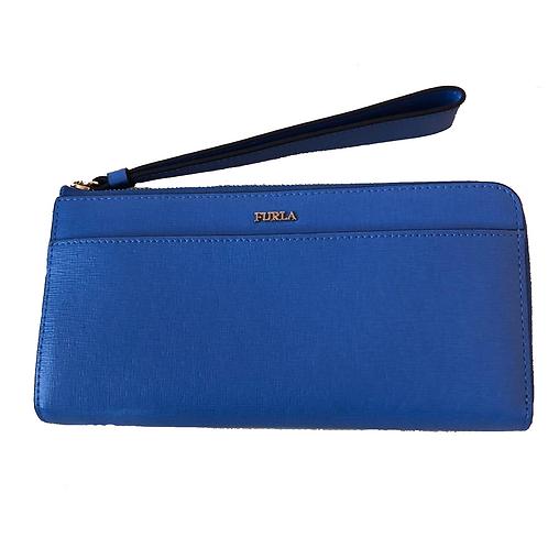 FURLA blue wallet/purse