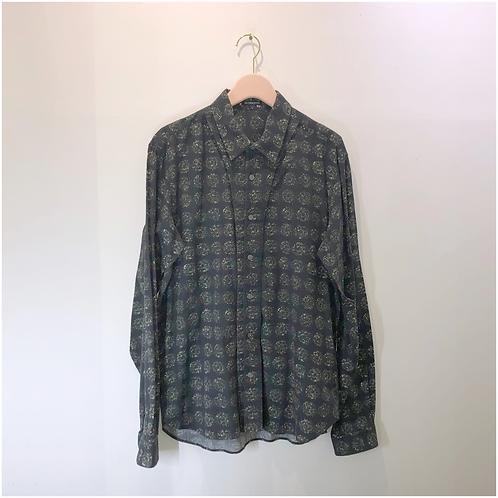 Ann Demeulemeester Patterned Shirt - Size L