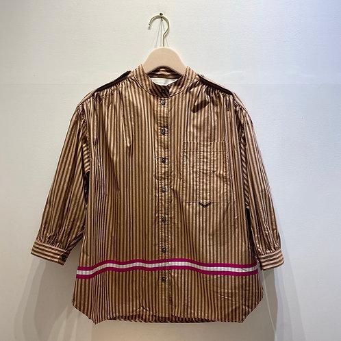 Victoria By Victoria Beckham Striped Shirt UK 8