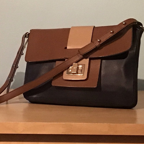 Anya Hindmarch Leather Crossbody Bag