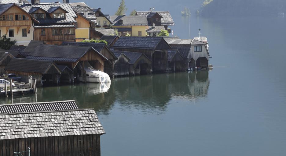 Bootshäuser