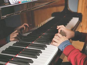 Pianolessen bij Muziek in Huis