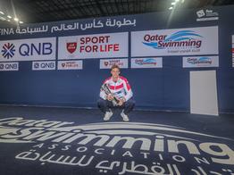 الغاء بطولة كأس العالم للسباحة للعام الحالي ٢٠٢٠