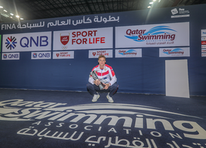 FINA Swimming World Cup 2020 is canceled including Doha's meet.