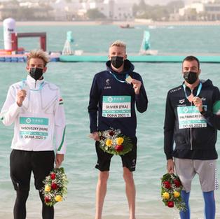 FINA/CNSG Marathon Swim World Series 2021 Doha, QATAR - March 13, 2021