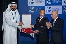 Al Musallam elected FINA President