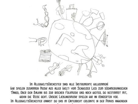 Neu: Das Allerwelts-Orchester