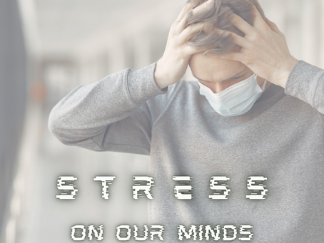 Stress and the Battlefield called our Minds