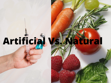 Artificial vs Natural Immunity