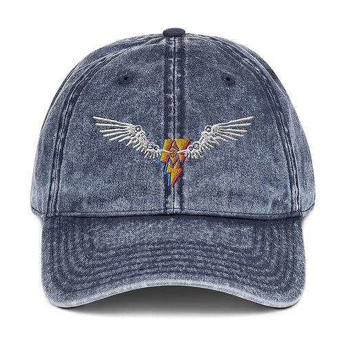 Ground Control Vintage Cotton Twill Cap