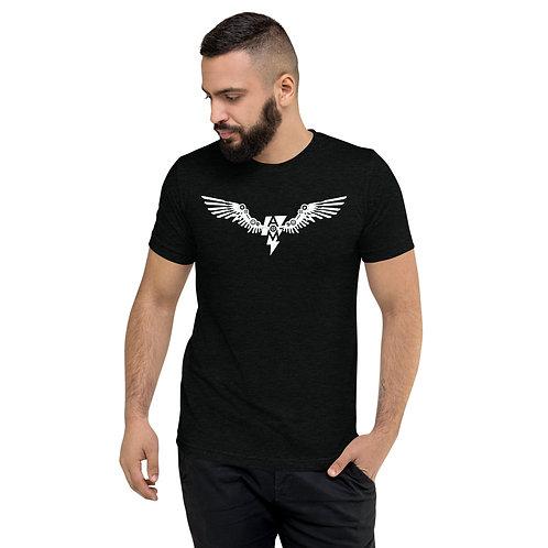 AOM White Logo Short sleeve t-shirt