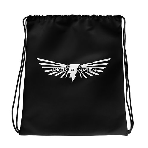 Angels Drawstring bag