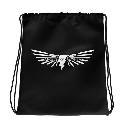 Angels Drawstring bag
