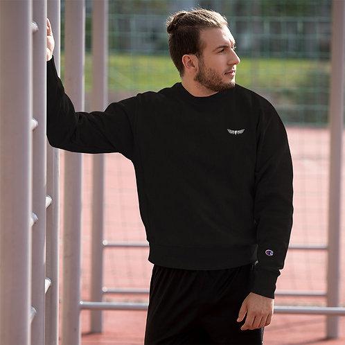 AOM Embroidered Champion Sweatshirt