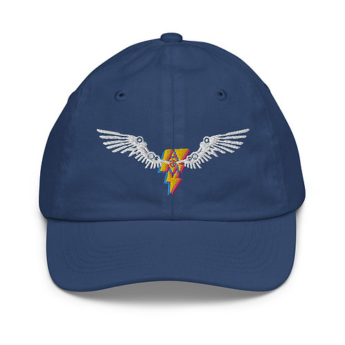 Ground Control Youth baseball cap