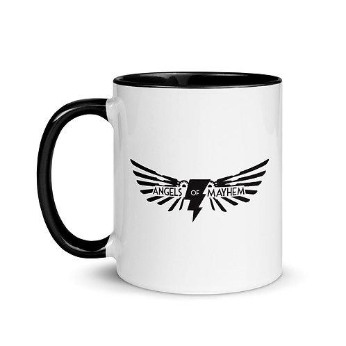 Angels Mug with Color Inside