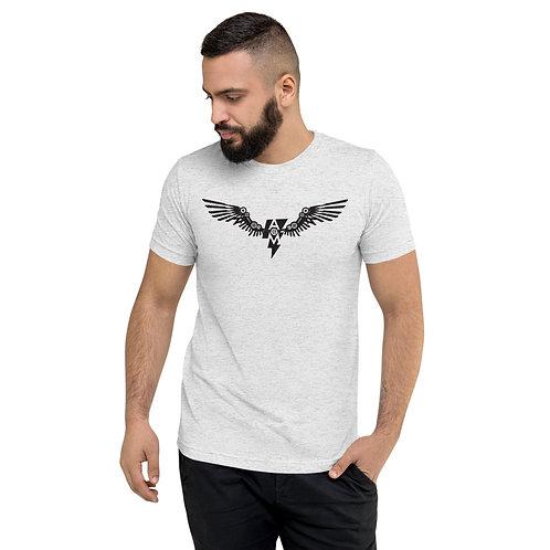 AOM Black Logo Short sleeve t-shirt