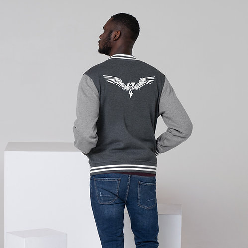 AOM Men's Letterman Jacket