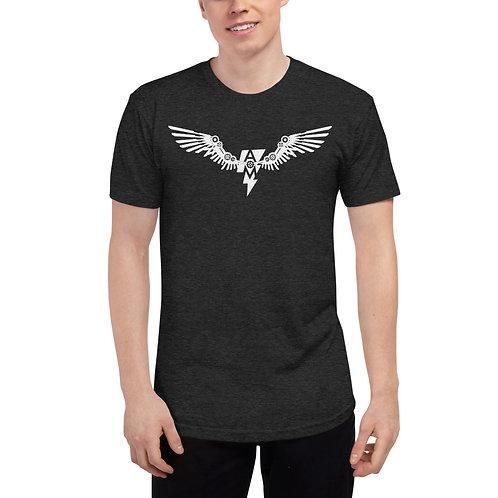 AOM Unisex Tri-Blend Track Shirt