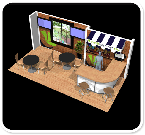 203 10x20 Trade Show Booth Ideas