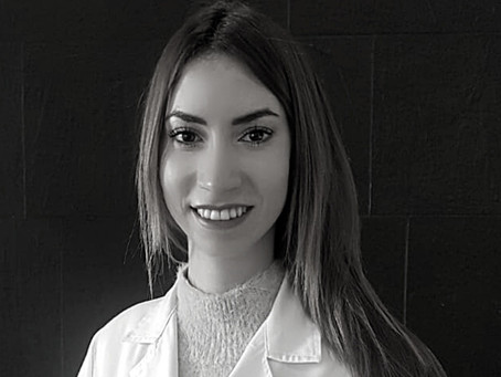 Cristina GARCÍA, nueva logopeda en OSLER