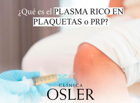 El uso del plasma rico en plaquetas en traumatología