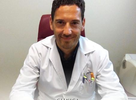 Javier Bejarano, nuevo traumatólogo en OSLER