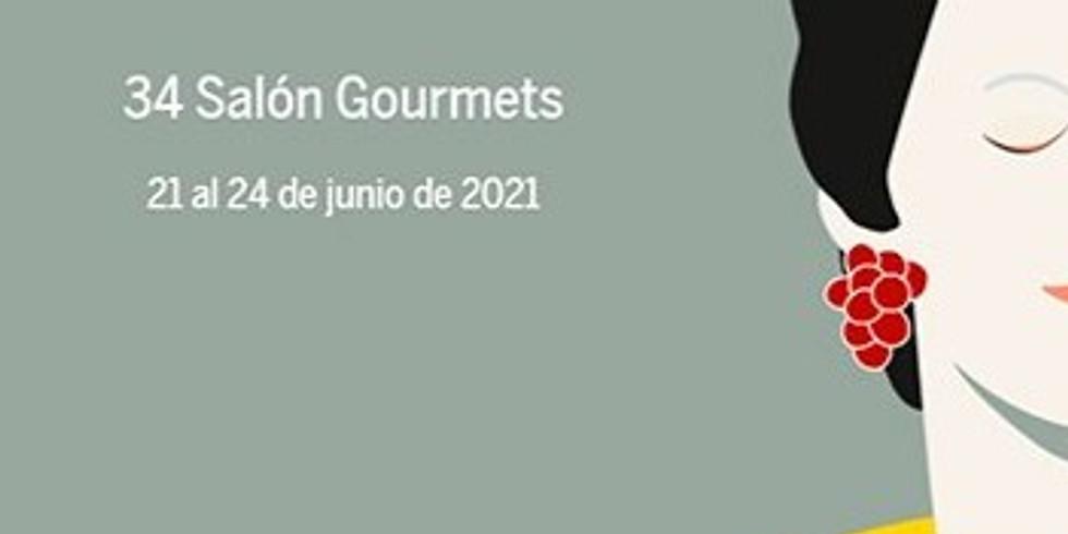 34 Edición del Salón Gourmets