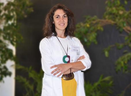 Carmen SÁNCHEZ, nueva nutricionista en Clínica OSLER