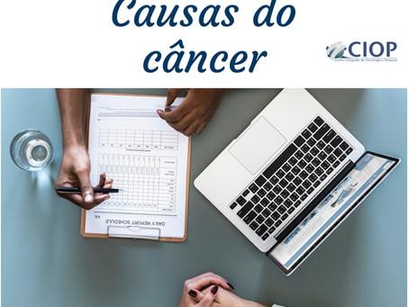 Entenda mais sobre as causas do câncer