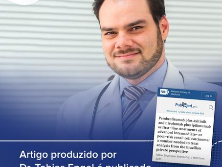 Artigo produzido por Dr. Tobias Engel é publicado no Journal of Medical Economics