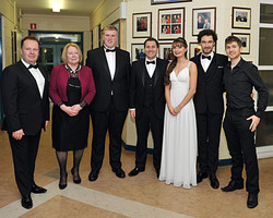 Wilsons Hospital School event with The Celtic Tenors