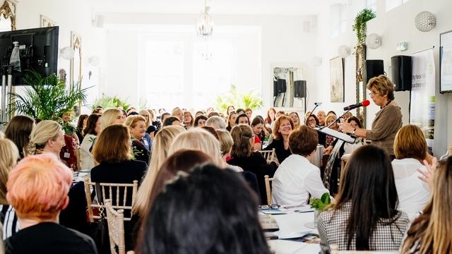 Ellen Gunning at National Women's Enterprise Day