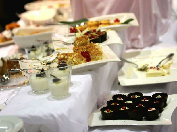 All catering needs provided for