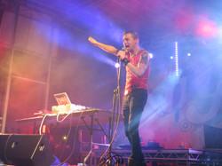 Fergal Darcy at HYPE Festival