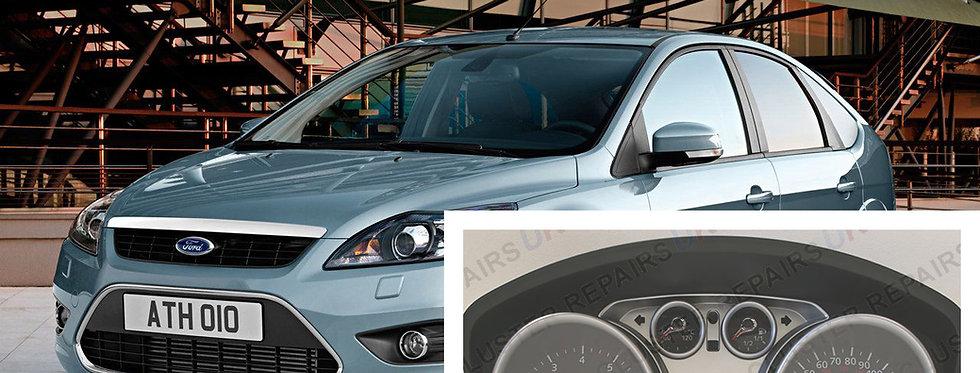 Ford Focus Instrument Cluster Speedometer Mk2 F/Lift Repair & Rebuild Service