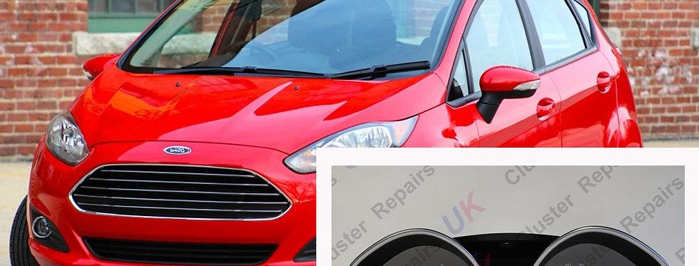 Ford Fiesta Instrument Cluster Speedometer Mk7 F/Lift Repair & Rebuild Service