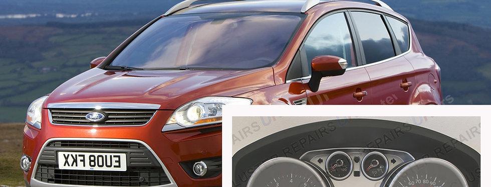 Ford Kuga Instrument Cluster Speedometer Mk1 Repair & Rebuild Service
